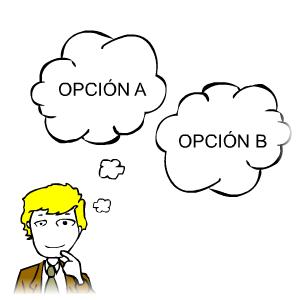 Tomar decisiones difíciles sin equivocarse